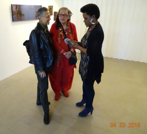 PatriciaKaersenhout2015 Rebelse Trots. Foto: by HellenJGill2015.