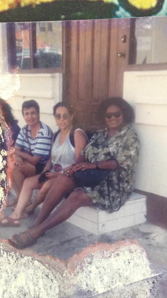 Carla Bakboord, Aruba-Nederlandse Antillen Henna Guicherit Nadia Raveles, lezing Karin Refos.