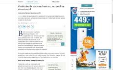 Gerda Havertong20160613 Volkskrant interview.