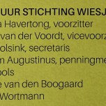 Stichting Wiesje, Gerda Havertong