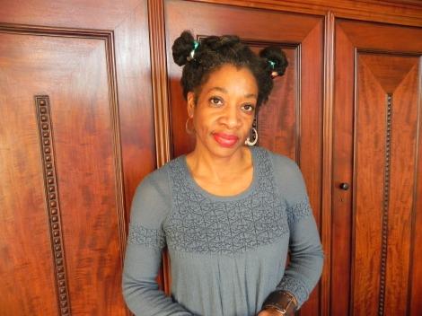 Aspha Bijnaar Caribisch Netwerk. Fotograaf: Jamila Baaziz