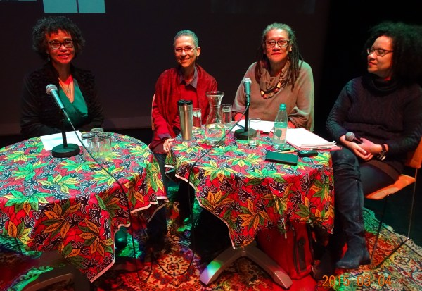 Philomena M Essed, 2015-03-04panel: Wie is er Bang voor het F-woord? Amsterdam.
