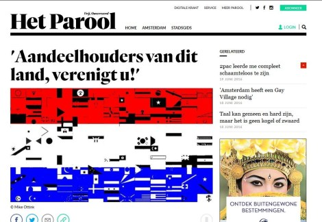Door Hannah Belliot20160618Parool. Zie website Hannah Belliot.