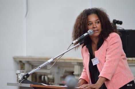 Ivette Forster. Foto SteveIJBiervliet2012.