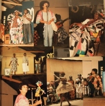 Ook naar de Anotjkron en de universtiteit geweest (Prof Konimo met gitaar en Kwasi onze gids) Gerda Havertong, Noni Lichtveld, Lieke van Duyn en Hellen Jeanette Gill, trokken 2 maanden lang door diverse regionen van Ghana (Acra, Nentin, Cape Coast, Mampon, Kumasi, overig) Film opnamen Feduco (ned3).