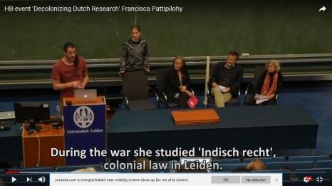 Francisca Pattipilohy 2017 Indonesie-Nederland0a