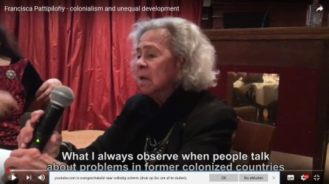 Francisca Pattipilohy 2017 Indonesie-Nederland2